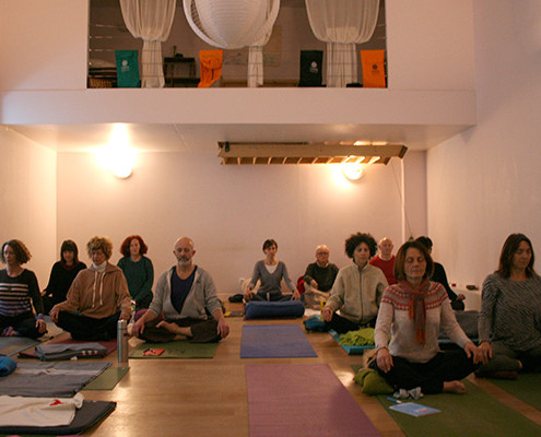 Formation Yoga nidra