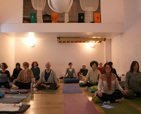 Formation Yoga nidra