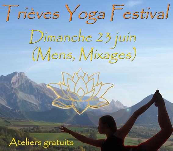 Trièves Yoga Festival